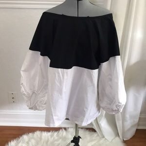 Chicwish Off The Shoulder Top